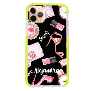 Fashion Sets iPhone 11 Pro Max Frosted Bumper Case