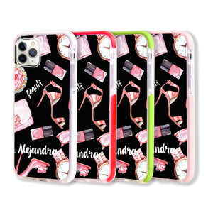 Fashion Sets Frosted Bumper Case