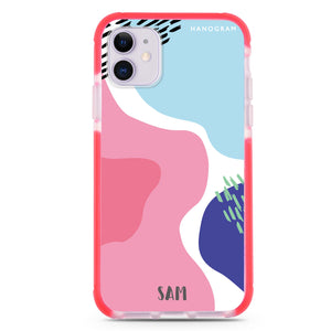 Cartoon AirPlane Custom Samsung S8 Plus Case