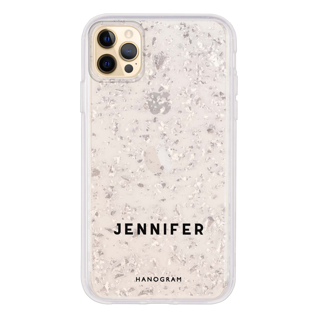 Pesonalized X Glitter Case