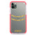 Golden Heart Shockproof Bumper Case