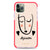 Lovely Face Shockproof Bumper Case