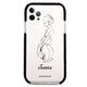 Unicorn's Brow Custom Samsung S8 Plus Soft Clear Case