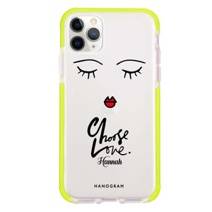 Choose Love Frosted Bumper Case