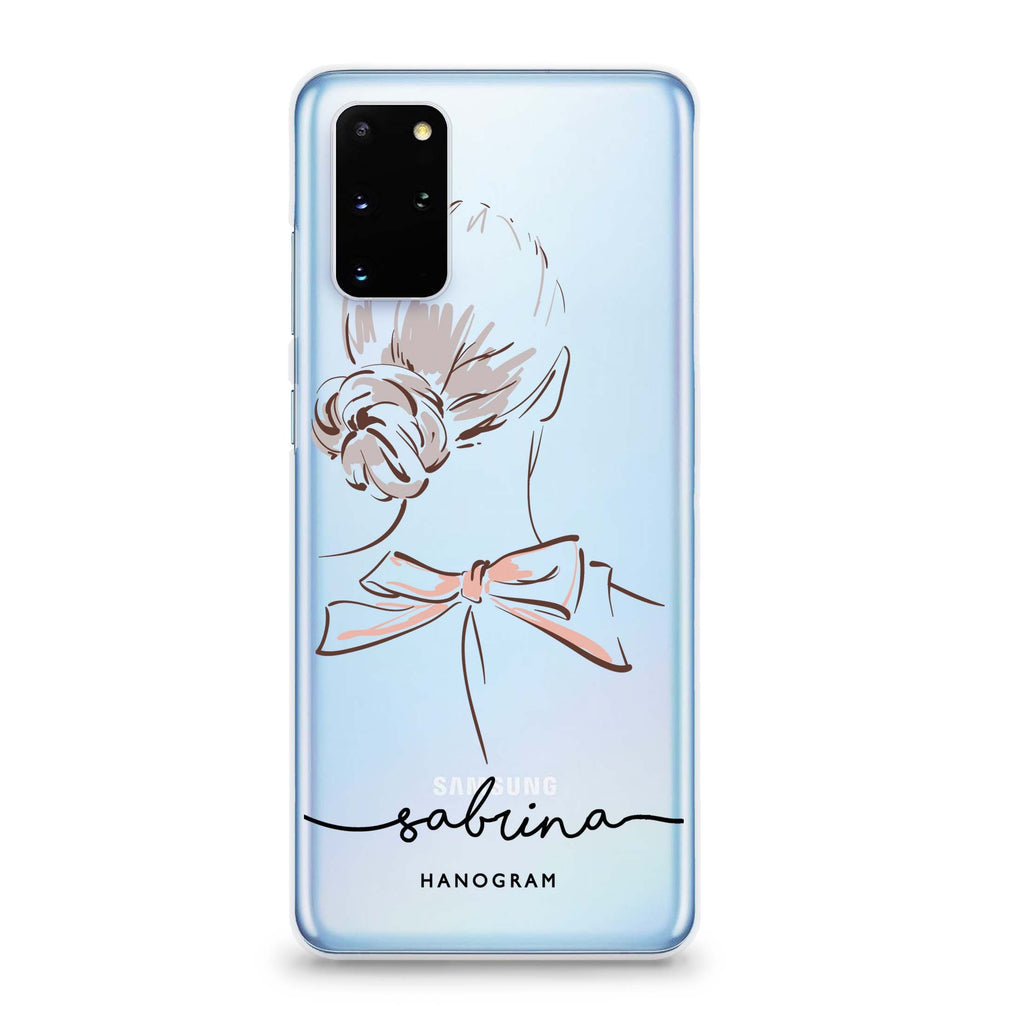 Artistic Girls II Samsung S20 Soft Clear Case