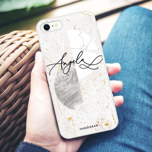 Grand Marble iPhone X Case