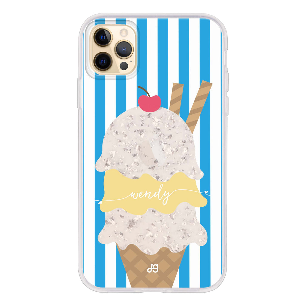 Icecream II Glitter Case