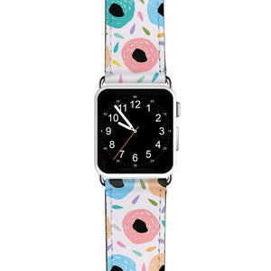 Artistic Donuts I APPLE WATCH BANDS