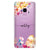 Art of Flowers Samsung S9 Soft Clear Case
