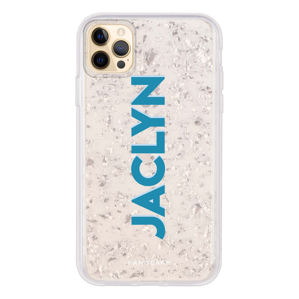 Pesonalized Name IV Glitter Case