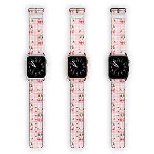 Hello Bunny APPLE WATCH BANDS