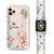 Floral Bride I - Frosted Bumper Case and Watch Band