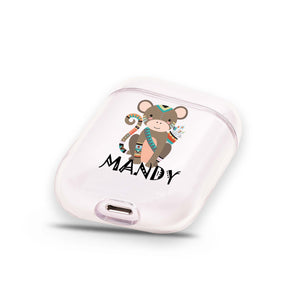 Monkey Airpods Case