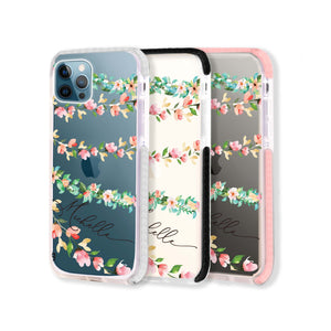 Girly floral Custom Case