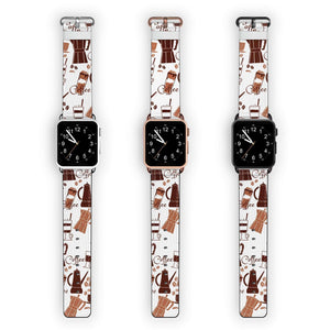 Coffee APPLE WATCH BANDS
