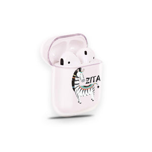 Zebra Airpods Case