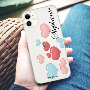 A Kiss - Custom iPhone 8 Nova Case