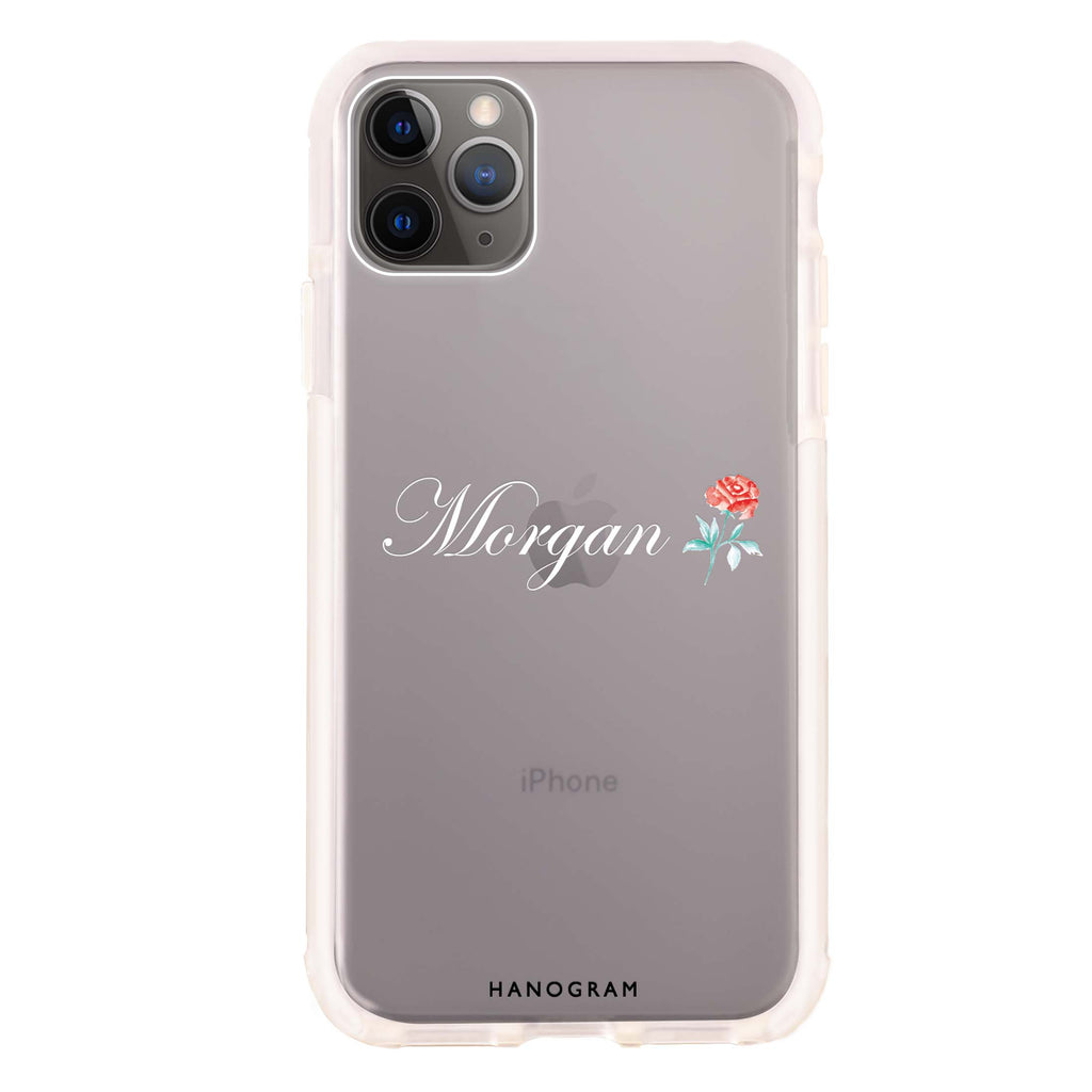Little Flower Shockproof Bumper Case
