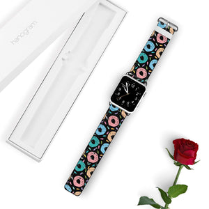 Artistic Donuts APPLE WATCH BANDS