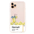 #14-0848 Mimosa I iPhone 11 Pro Max Shockproof Bumper Case