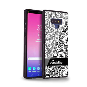My Lace Samsung Note 9 Glass Case