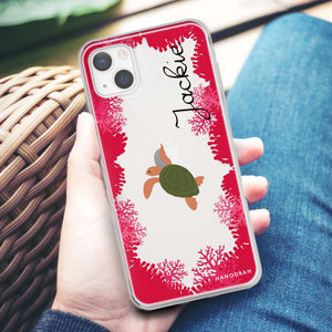 Be Romantic Custom iPhone X Case
