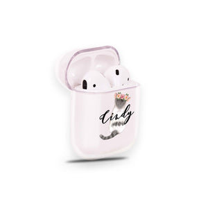 Cat Airpods Case