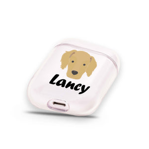 Dachshund Airpods Case