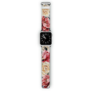 Art of Classic Floral APPLE WATCH BANDS