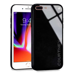 Digital Name iPhone 8 Plus Glass Case