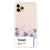 #18-3943 Blue Iris I iPhone 11 Pro Max Shockproof Bumper Case