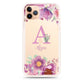 Gorgeous Monogram iPhone 11 Pro Max Shockproof Bumper Case