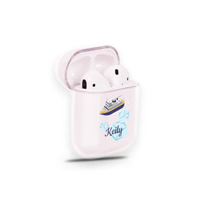 Go to the glacier Airpods Case