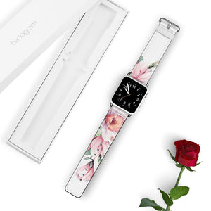Floral and Me APPLE WATCH BANDS
