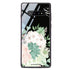 Vintage Flowers Samsung S10 Plus Glass Case