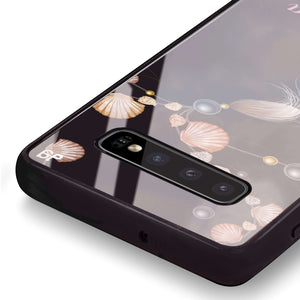 Connection Of Sea Samsung S10 Plus Glass Case