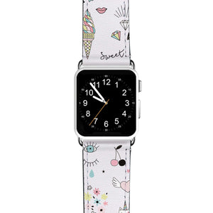 My lovely Cartoon APPLE WATCH BANDS