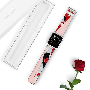 Floral POP APPLE WATCH BANDS