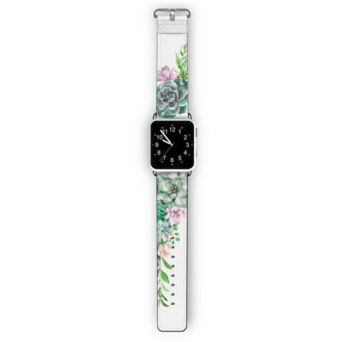 Rose in Wild Cartoon APPLE WATCH BANDS