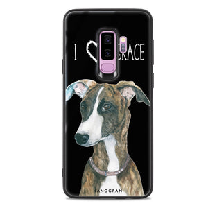 Whippet Samsung S9 Plus Glass Case