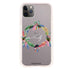 Watercolour Feather Frosted Bumper Case