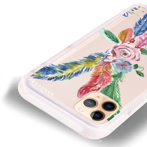 Feather Frosted Bumper Case
