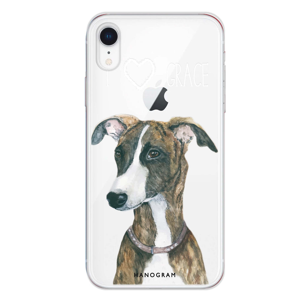 Whippet iPhone XR Soft Clear Case