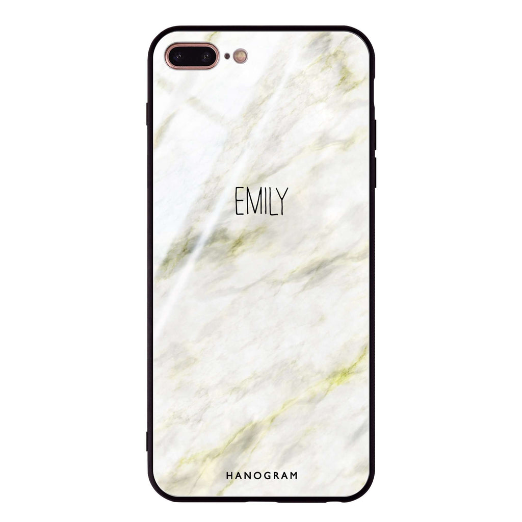 Grand Marble II iPhone 8 Plus Glass Case