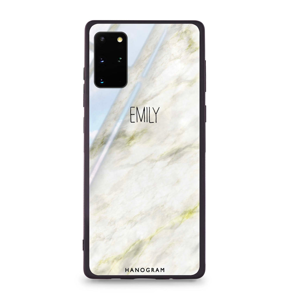 Grand Marble II Samsung S20 Plus Glass Case