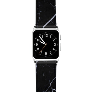 Black Marble APPLE WATCH BANDS