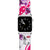 Floral Makeup APPLE WATCH BANDS