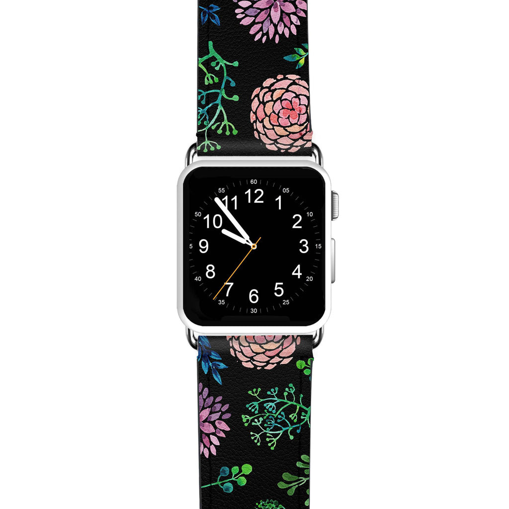 Garden In Rainforest APPLE WATCH BANDS