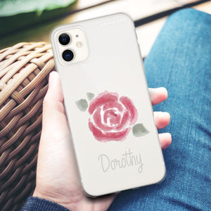 Digital Name - Custom iPhone 8 Nova Case