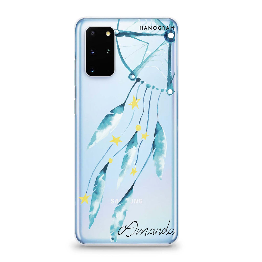 Secret of Five Samsung S20 Soft Clear Case